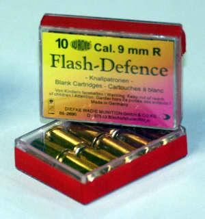 NÁBOJKA/WD 9mm/380 FLASH DEFENCE (10 ks)