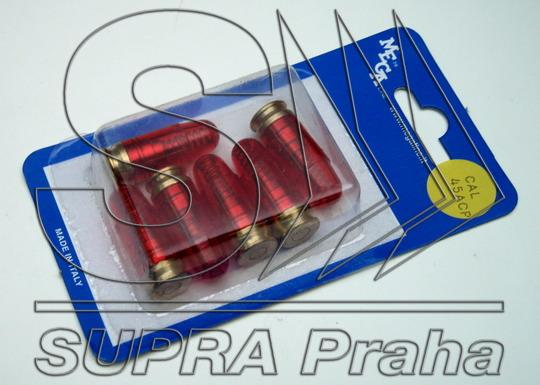 NÁBOJ MEGA-LINE 170/045A CVIČNÝ PLAST 45 ACP