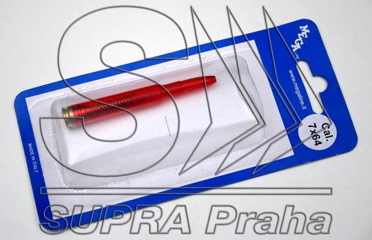 NÁBOJ MEGA-LINE 170/0764 CVIČNÝ PLAST 7x64