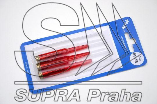 NÁBOJ MEGA-LINE 170/6555 CVIČNÝ PLAST 6.5x55