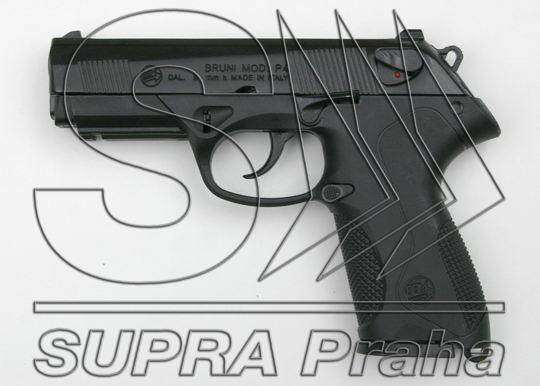 PLYNOVKA BRUNI Mod. P4 Čer 9mmPA