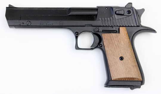 SIGNAL BRUNI PISTOLE COMBAT 8mm