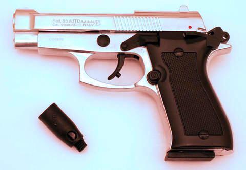 PLYNOVKA KIMAR 85 AUTO STEEL 9mm PA (BERETTA 85)
