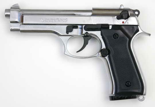 PLYNOVKA KIMAR 92 AUTO STEEL 9mm PA (BERETTA 92)