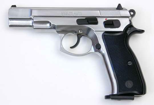 PLYNOVKA KIMAR CZ-75 STEEL 9mm PA