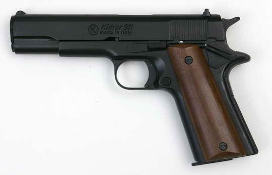 PLYNOVKA KIMAR 911 ČERNÁ 9mmPA (COLT 1911)