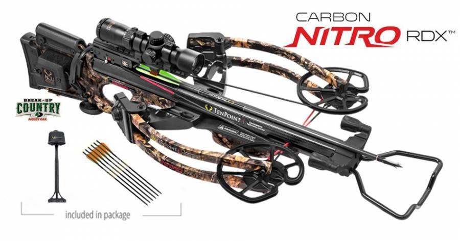 KUŠ TENPOINT CARBON NITRO RDX set, DS50, RM (NTP17)