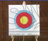 DOPADIŠTĚ PETRON 31/10 PĚNOVÉ 60x60cm