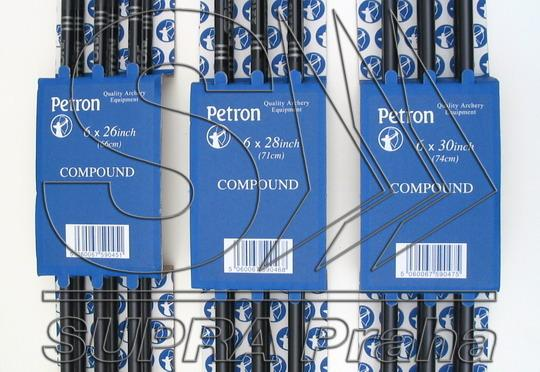 "ŠÍP PETRON 79/07 COMPOUND 26"" SET 6ks"