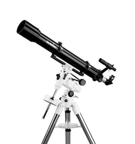 Dalekohled SKY-WATCHER REFRAKTOR 90/900mm EQ-3-2 - PRODEJ UKONČEN