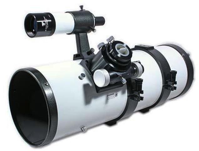 Dalekohled GSO DO 550 OTA 150/600mm f/4 CRAYFORD 1:10