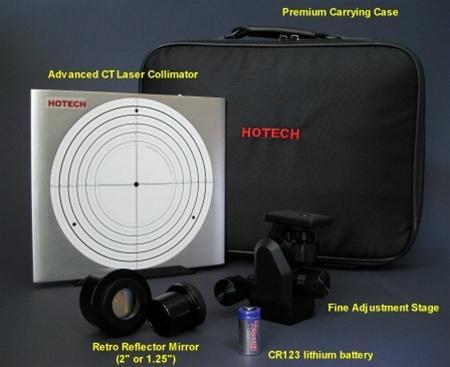 KOLIMÁTOR HOTECH USA ACT-M2 pro SCT systémy