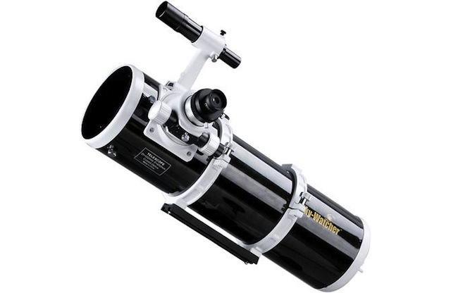 Dalekohled SKY-WATCHER NEWTON 130/650mm OTA CRAYFORD 1:10 vč.přísl.