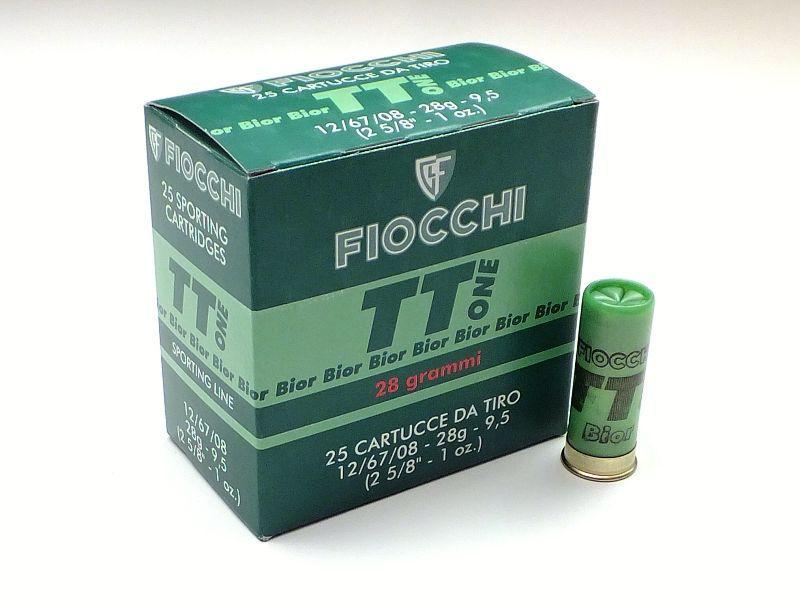 NÁBOJ FIOCCHI TT TWO BIOR 12/70/12/2.00mm 28g