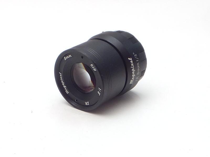 OBJEKTIV/QHY CCD 8mm CS pro QHY-5-II - PRODEJ UKONČEN