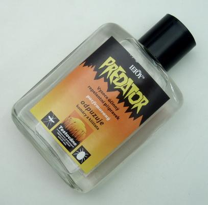 REPELENT LEROY  PREDATOR 100ml LOTION