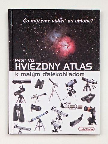 Publikace/SK HVIEZDNY ATLAS K MALÝM ĎALEKOHLADOM, P.Vizi