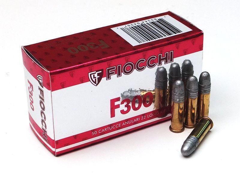 NÁBOJ FIOCCHI 22 LR F300