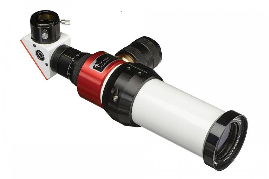 Dalekohled LUNT  LS50THa/B600 PT SLUNEČNÍ 50/350mm