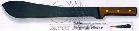 MAČETA FOX 686/36cm PALISANDR