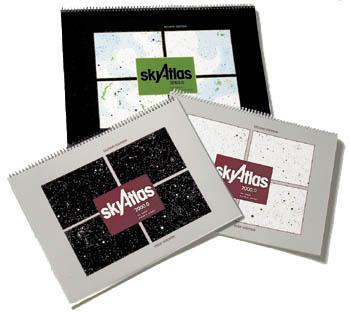 Publikace Sky & Telescope SKY ATLAS 2000.0 DELUXE VERSION LAMINOVANÝ