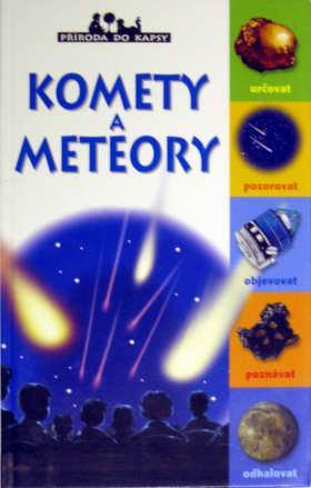Publikace/CZ KOMETY A METEORY, Antonin Masson