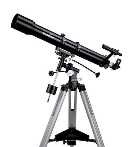 Dalekohled SKY-WATCHER REFRAKTOR 90/900mm EQ-2