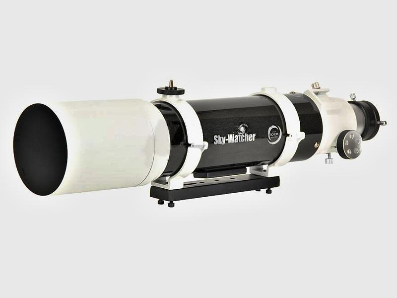 Dalekohled SKY-WATCHER REFRAKTOR APO ED-80 BLACK DIAMOND OTA