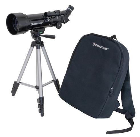 Dalekohled CELESTRON #21035 TRAVEL SCOPE 70/400mm