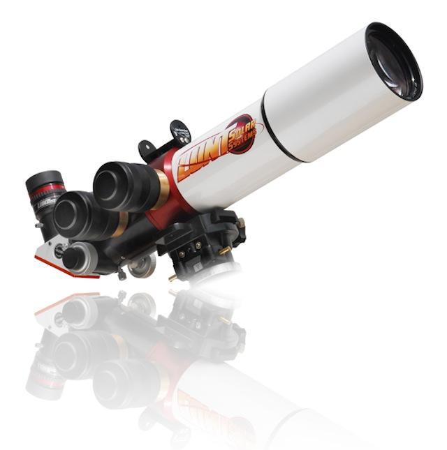 Dalekohled LUNT  LS80TC Ha/B1800 SLUNEČNÍ 80mm