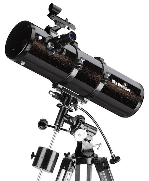"Dalekohled SKY-WATCHER NEWTON 5"" 130/650mm EQ-2 ASTRONOMICKÝ"