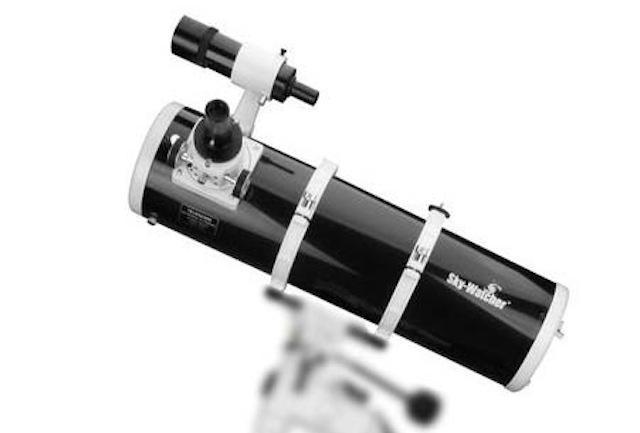 """Dalekohled SKY-WATCHER NEWTON 6"""" 150/750mm OTA vč.přísl. BLACK DIAMOND"""