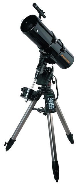 Dalekohled CELESTRON #32054 C-6N AVX GoTo 150/750mm NEWTON