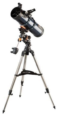 Dalekohled CELESTRON #31045 ASTROMASTER 130/650mm EQ