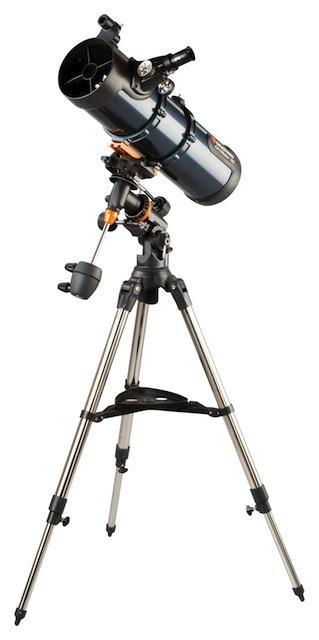 Dalekohled CELESTRON #31051 ASTROMASTER 130/650mm EQ-M