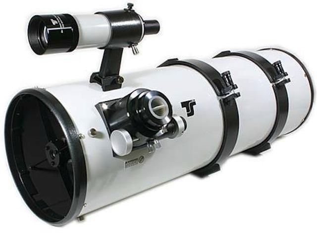 Dalekohled GSO DO 600 OTA 200/800 f/4 CRAYFORD 1:10 (ASTROFOTO)