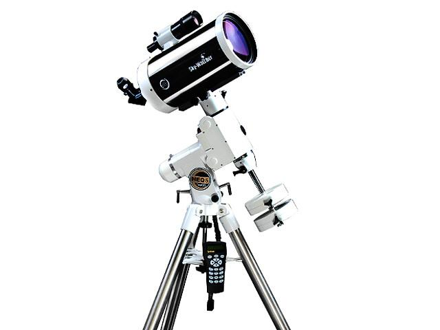 Dalekohled SKY-WATCHER MAKSUTOV 150/1800mm HEQ-5 SYNSCAN PRO