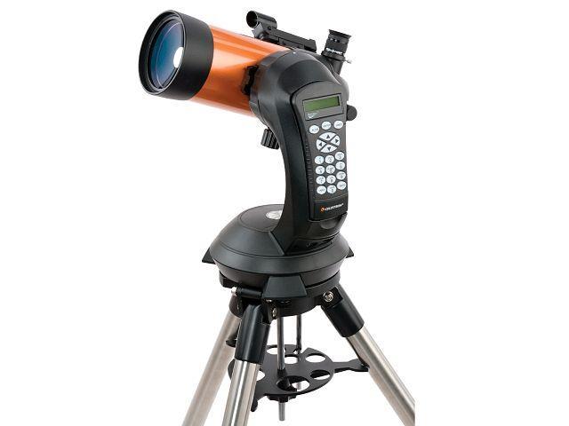 Dalekohled CELESTRON #11049 NEXSTAR 4 SE (MAK 102/1320mm)