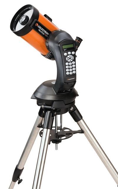 Dalekohled CELESTRON #11036 NEXSTAR 5 SE (C-5S 127/1250mm)
