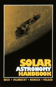 Publikace Sky & Telescope SOLAR ASTRONOMY HANDBOOK