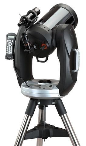 Dalekohled CELESTRON #11073-XLT CPC-800 XLT GPS