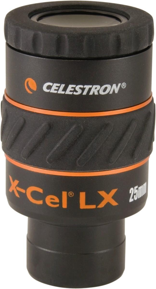 """OKULÁR CELESTRON #93426 X-CEL LX 25mm 1.25"""" ED"""