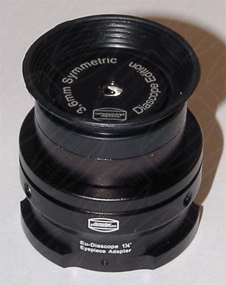 OKULÁR BAADER 2454510 SYMETRIC 3.6mm DIASCOPE ZEISS
