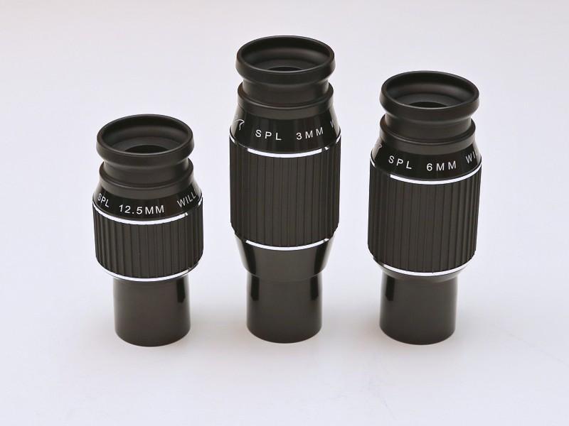 "OKULÁR WILLIAM OPTICS SPL 3mm 1.25"""