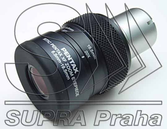 """OKULÁR PENTAX XF 6.5-19.5mm ZOOM 1,25"""" - PRODEJ UKONČEN"""