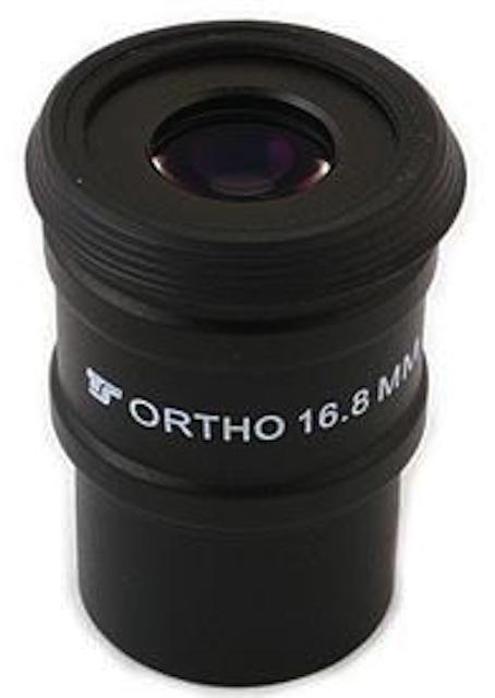 "OKULÁR T-S ORTHO 16.8mm 1.25"" - PRODEJ UKONČEN"
