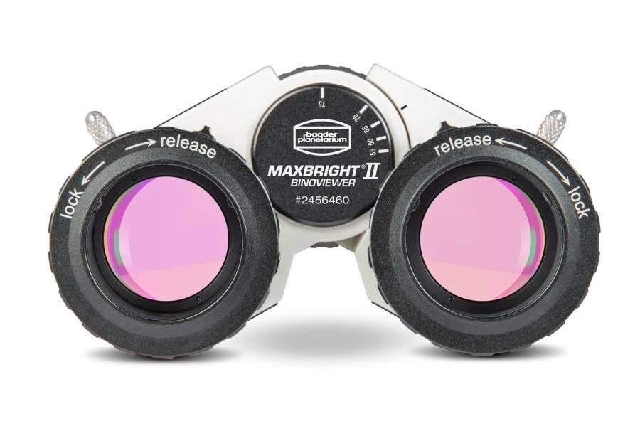 "BINONÁSTAVEC BAADER MAXBRIGHT II 1.25"" ZEISS/T2 vstup (2456460)"