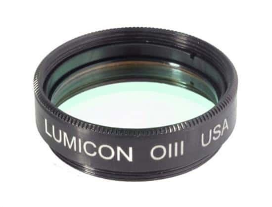 """FILTR/LUMICON 1.25"""" O III Gen III"""