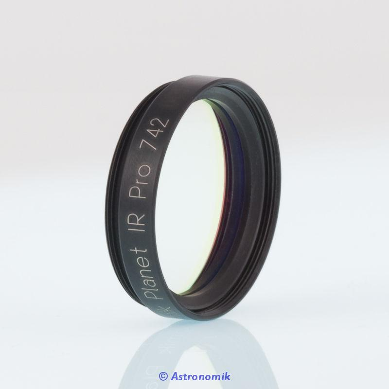 "FILTR ASTRONOMIK 1.25"" PLANET IR PRO 742 CCD"
