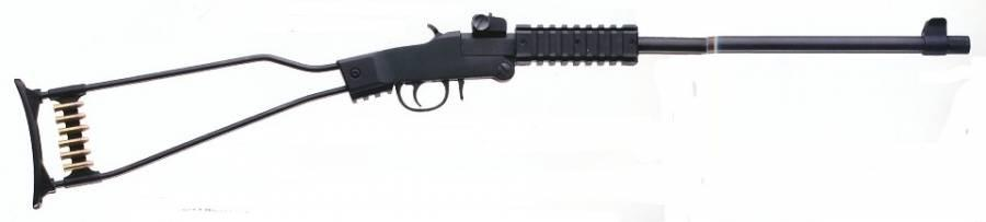 KULOVNICE CHIAPPA 22 LR LITTLE BADGER 16.5""
